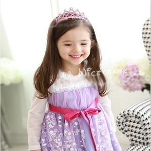 Picture of Baby Toddler Hair Accessory Pretty Princess Crown Headband