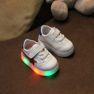 Picture of Shoes Sneakers With Lighting for Toddler And Kids