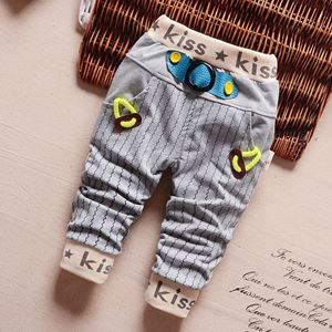 Picture of Stylish Cool Soft Cotton Long Pants for Boys